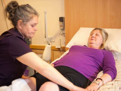 Complementary Therapy at STGH
