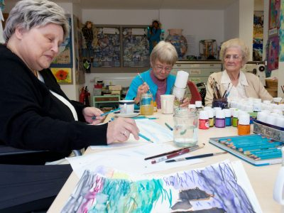 Creative Arts at Day Hospice