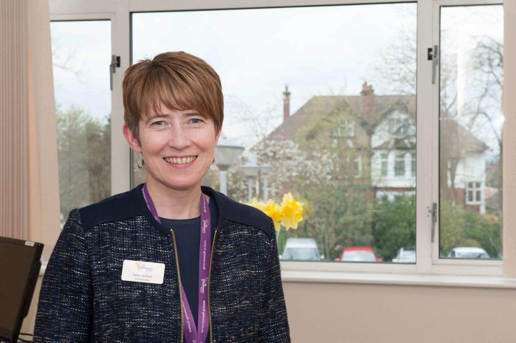 Kerry Jackson - St Gemma Chief Executive