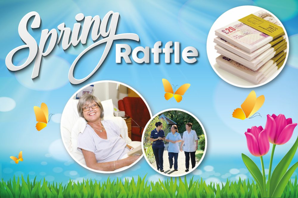 St Gemma's Hospice Spring Raffle