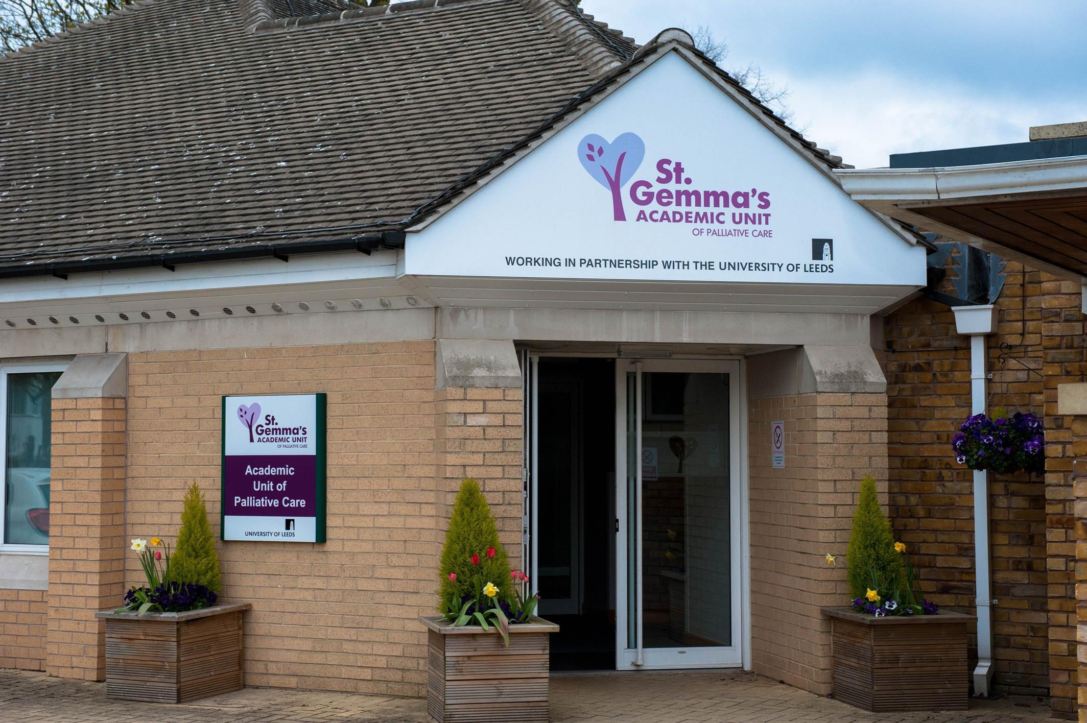 St Gemma's Academic Unit of Palliative Care