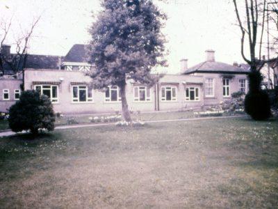 Original St Gemma's hospice