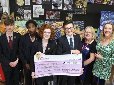 Bradford Grammar - School Fundraising