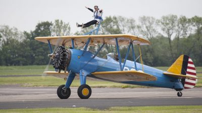 Charity Wing Walk