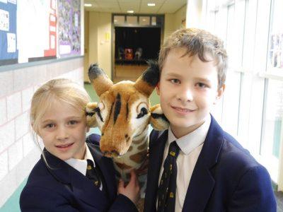 Giraffle - Grammar School at Leeds Fundraising