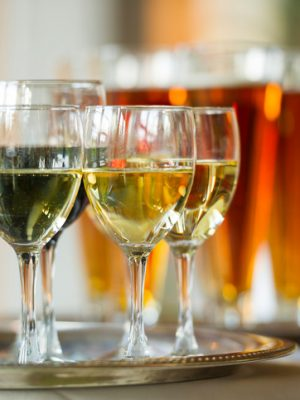 Give Up Alcohol for Charity