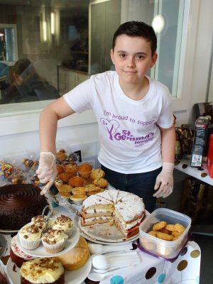 Jake's Cake Sale