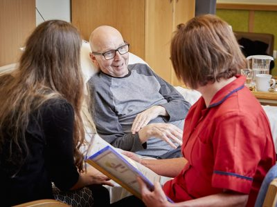 STGH University Teaching Hospice