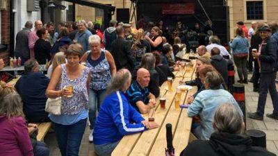 The Grove Inn Fundraising Night