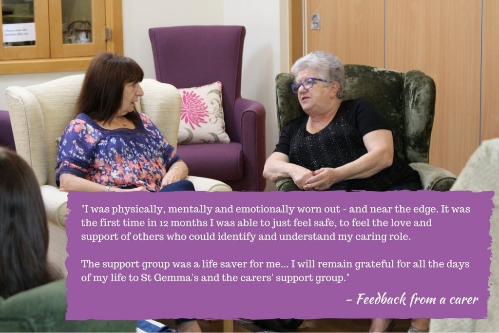 Carers' Group Quote