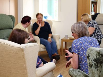 St Gemma's Hospice Carers' Group