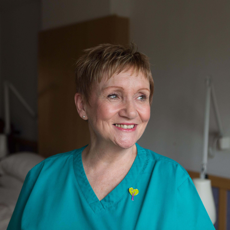 Brenda, Healthcare Assistant