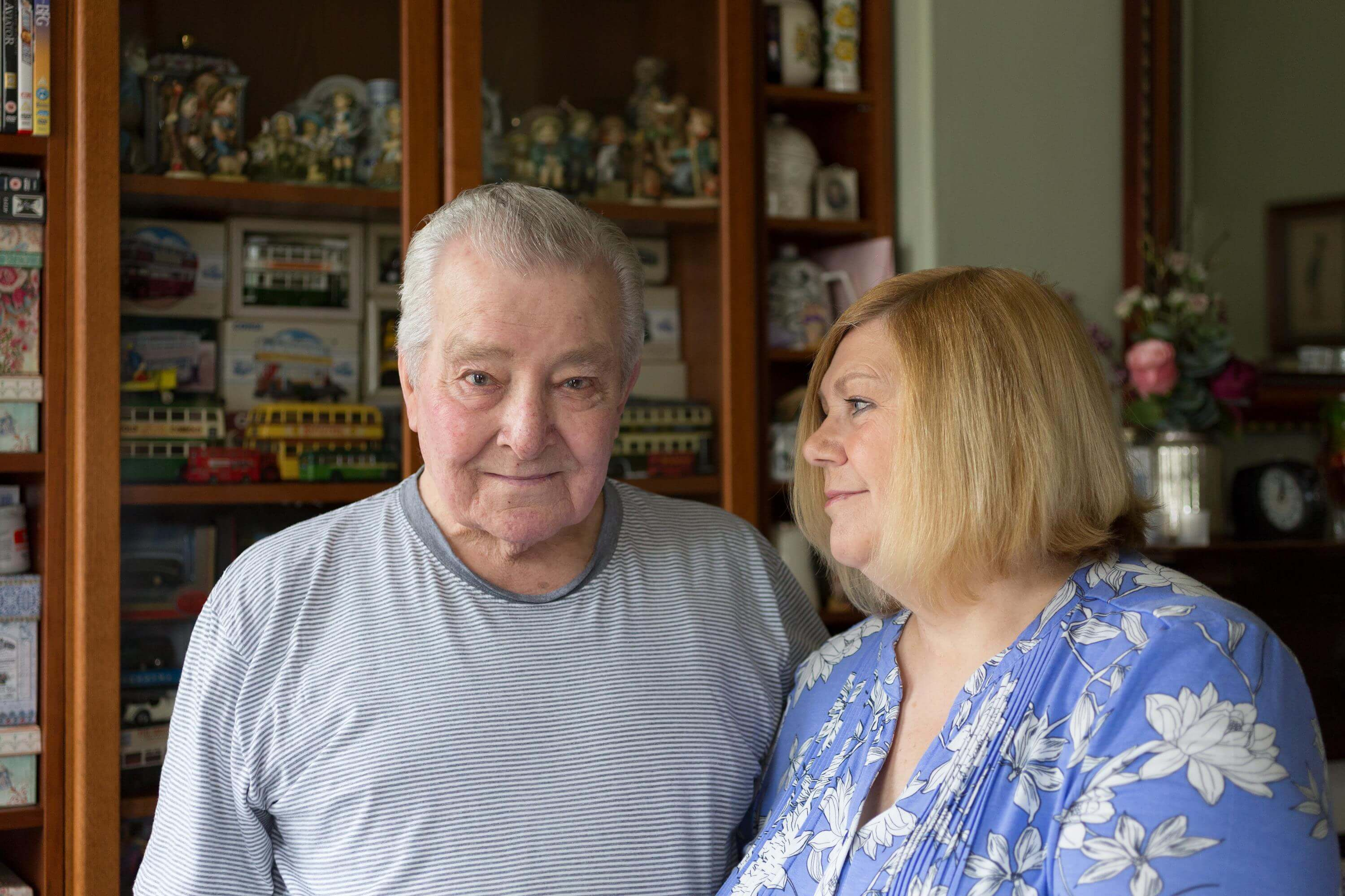 40 Faces - Barry and Jean