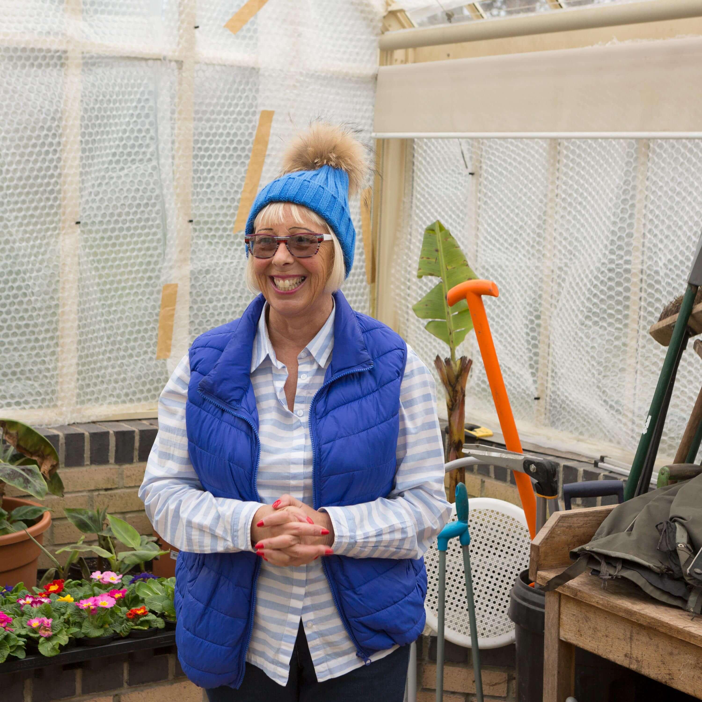 Janet, Volunteer Gardener