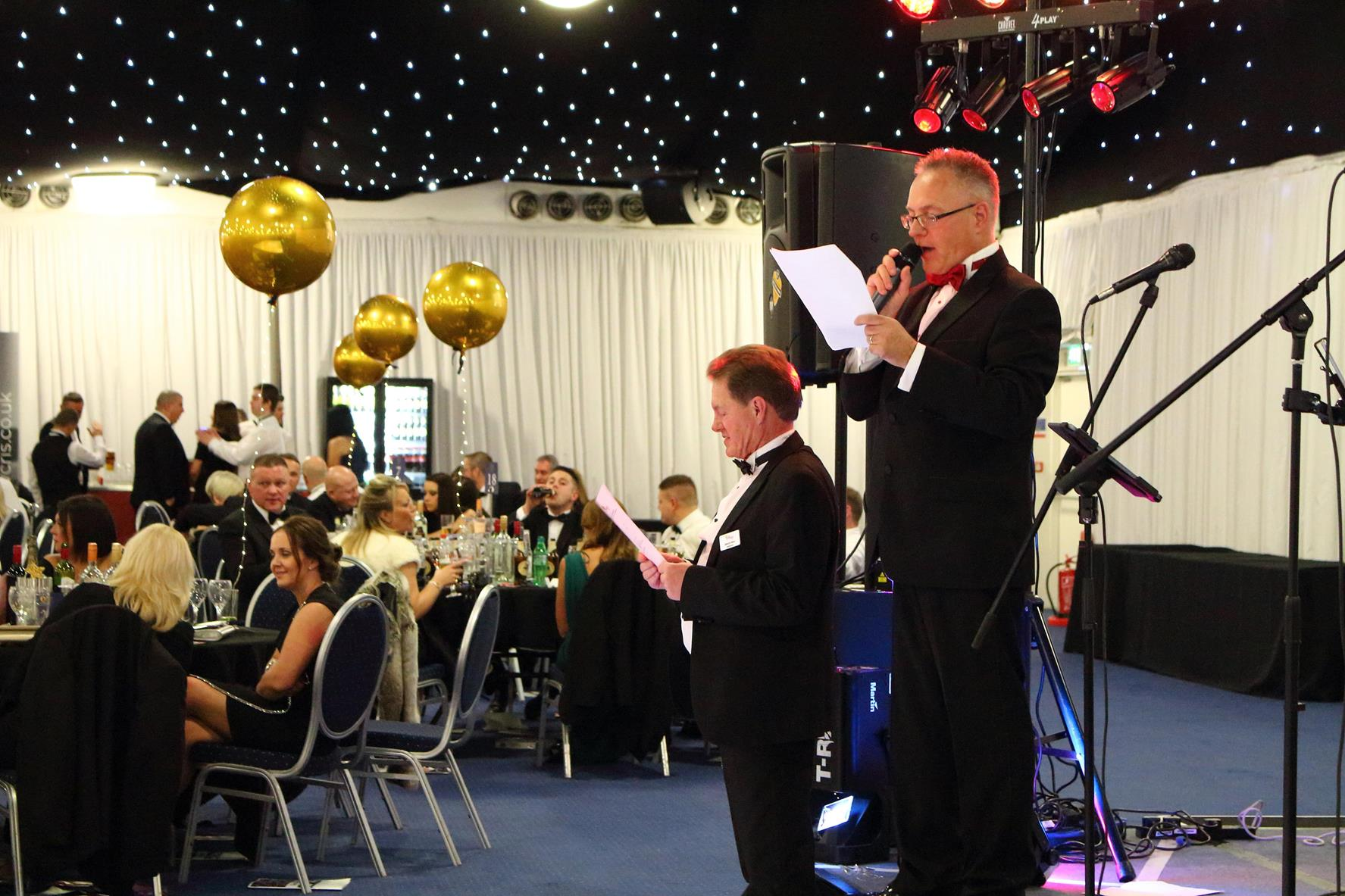 Fundraising At Industry Dinners And Award Ceremonies St Gemma S