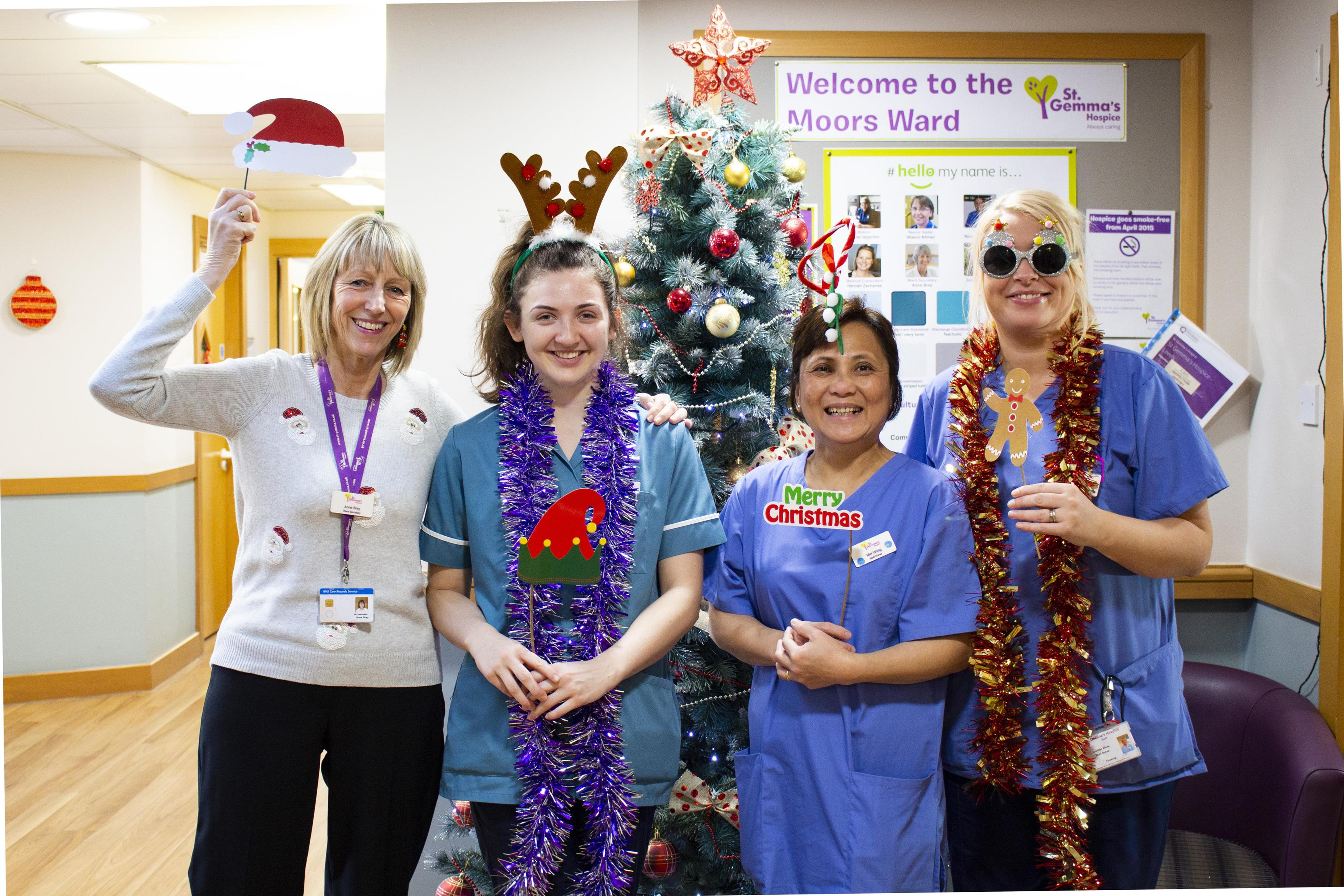 Support St Gemma's This Christmas