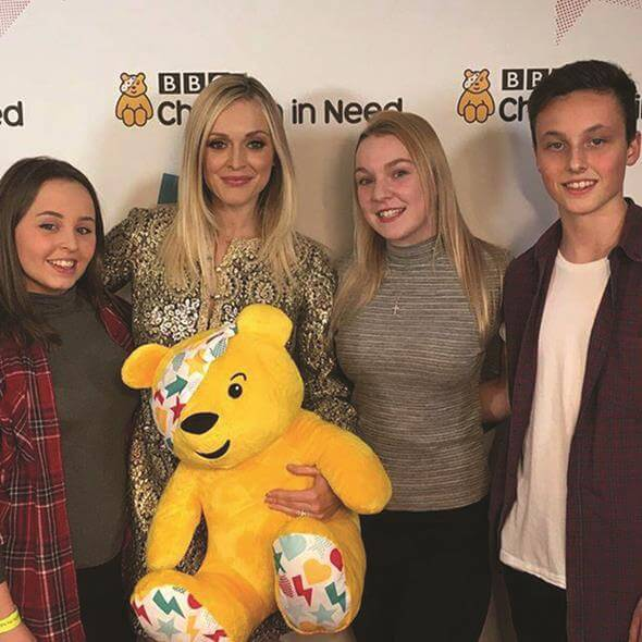 Children in Need & St Gemma's YPS