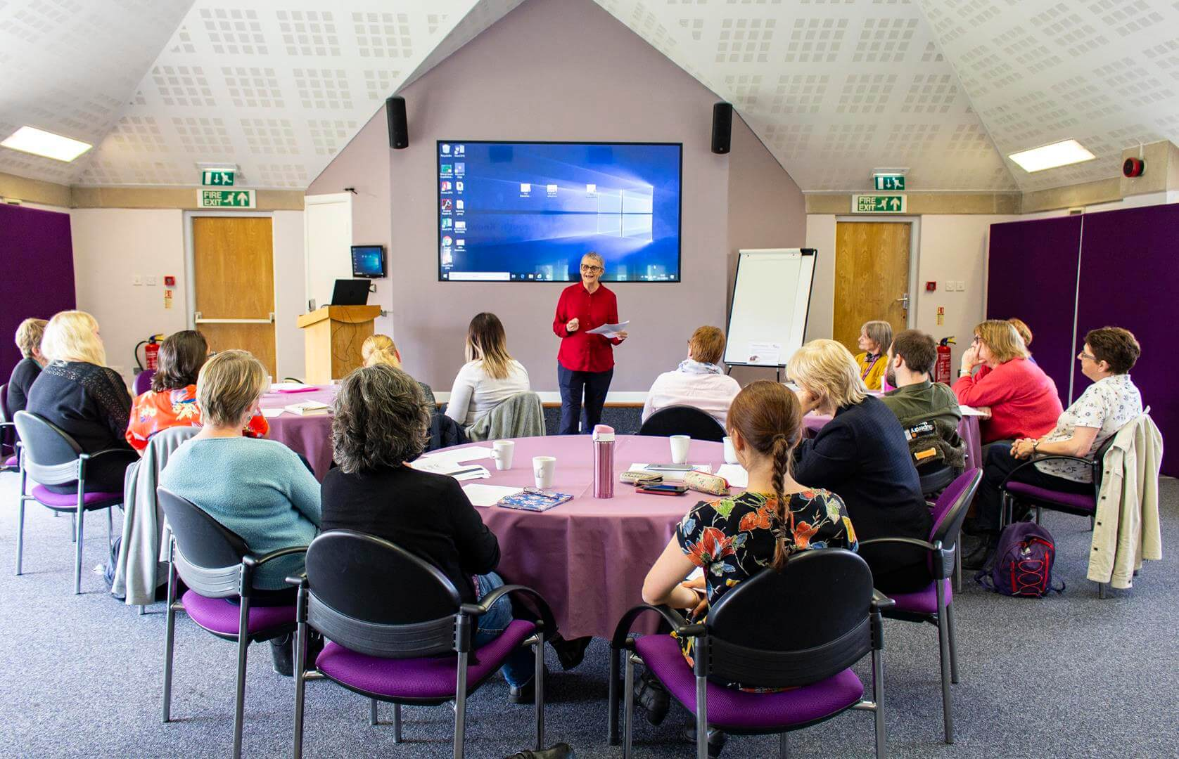 Improving Dementia Care Training for Hospice Staff in Yorkshire and the Humber