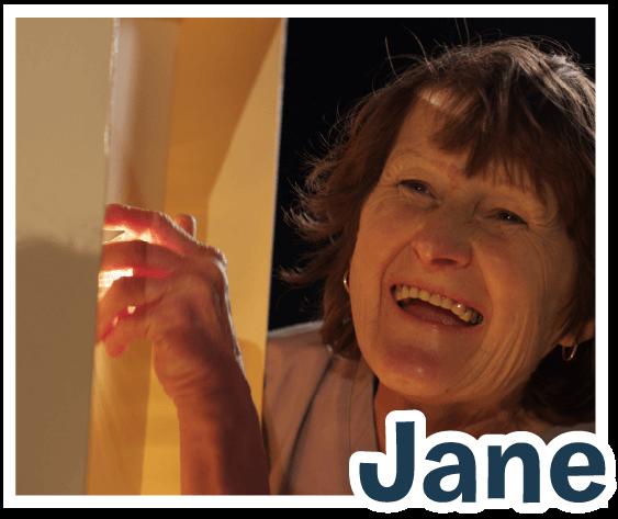 Photo of Housekeeper Jane