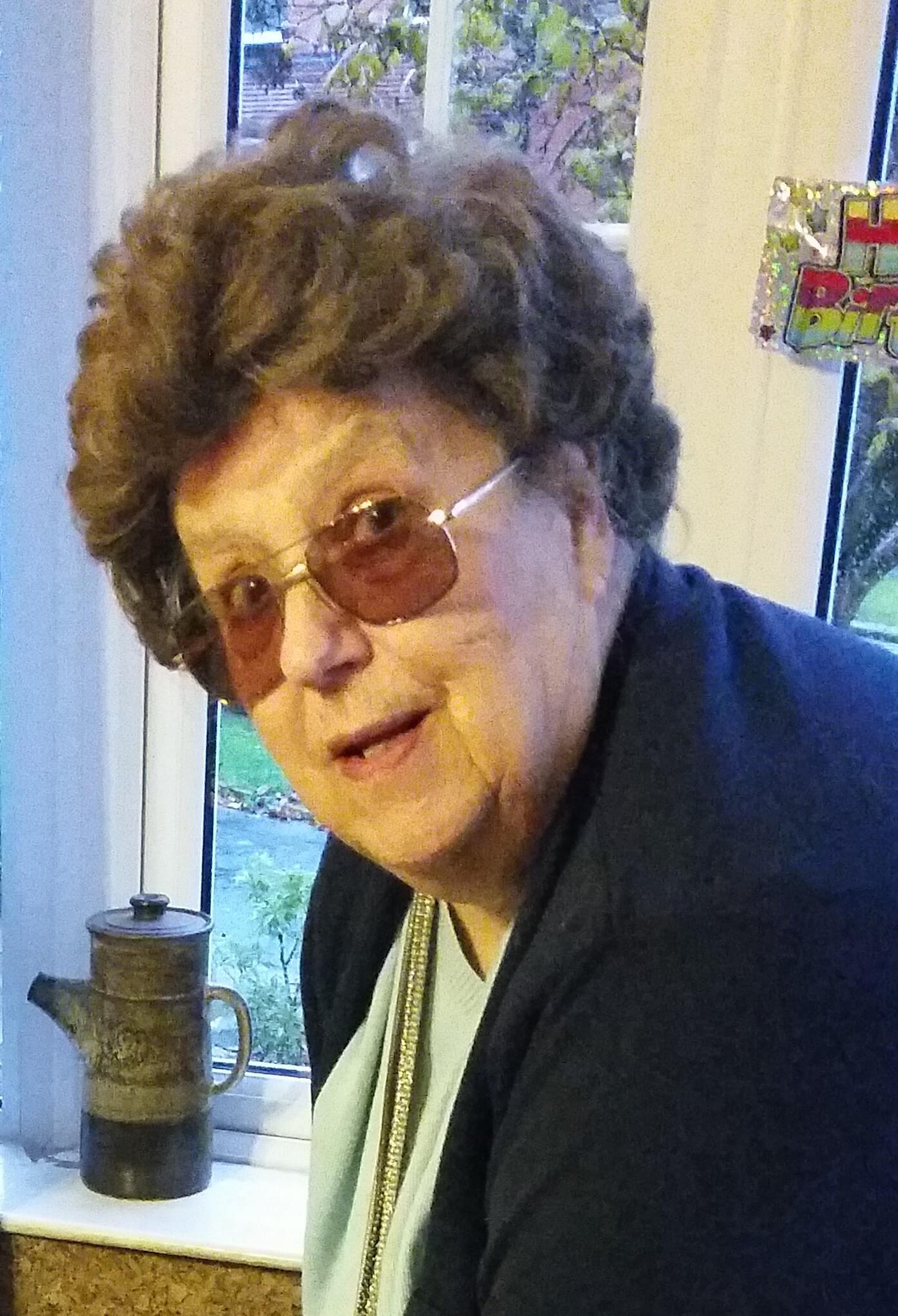 Pauline Kimber