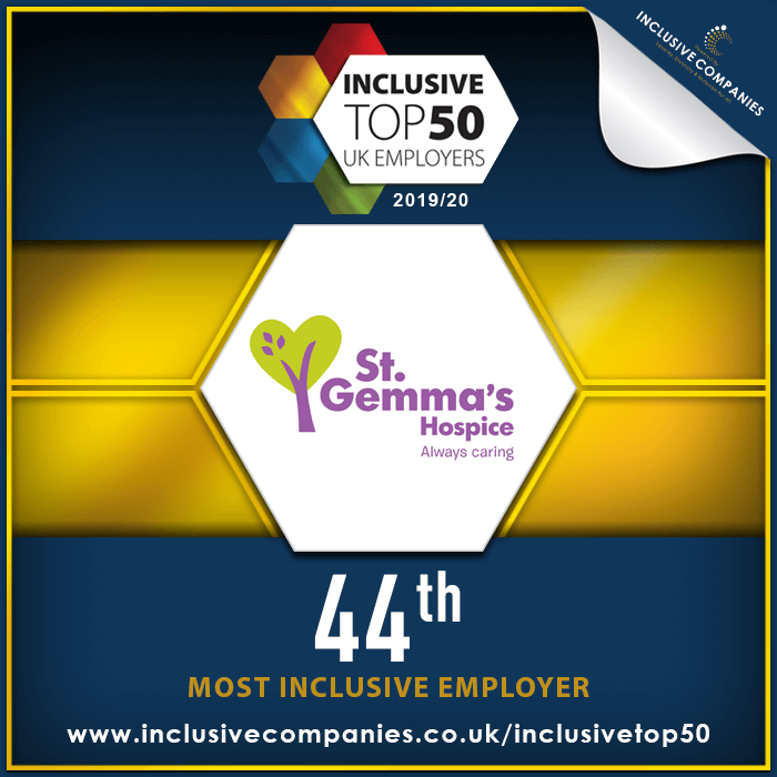 Inclusive Companies Top 50 logo