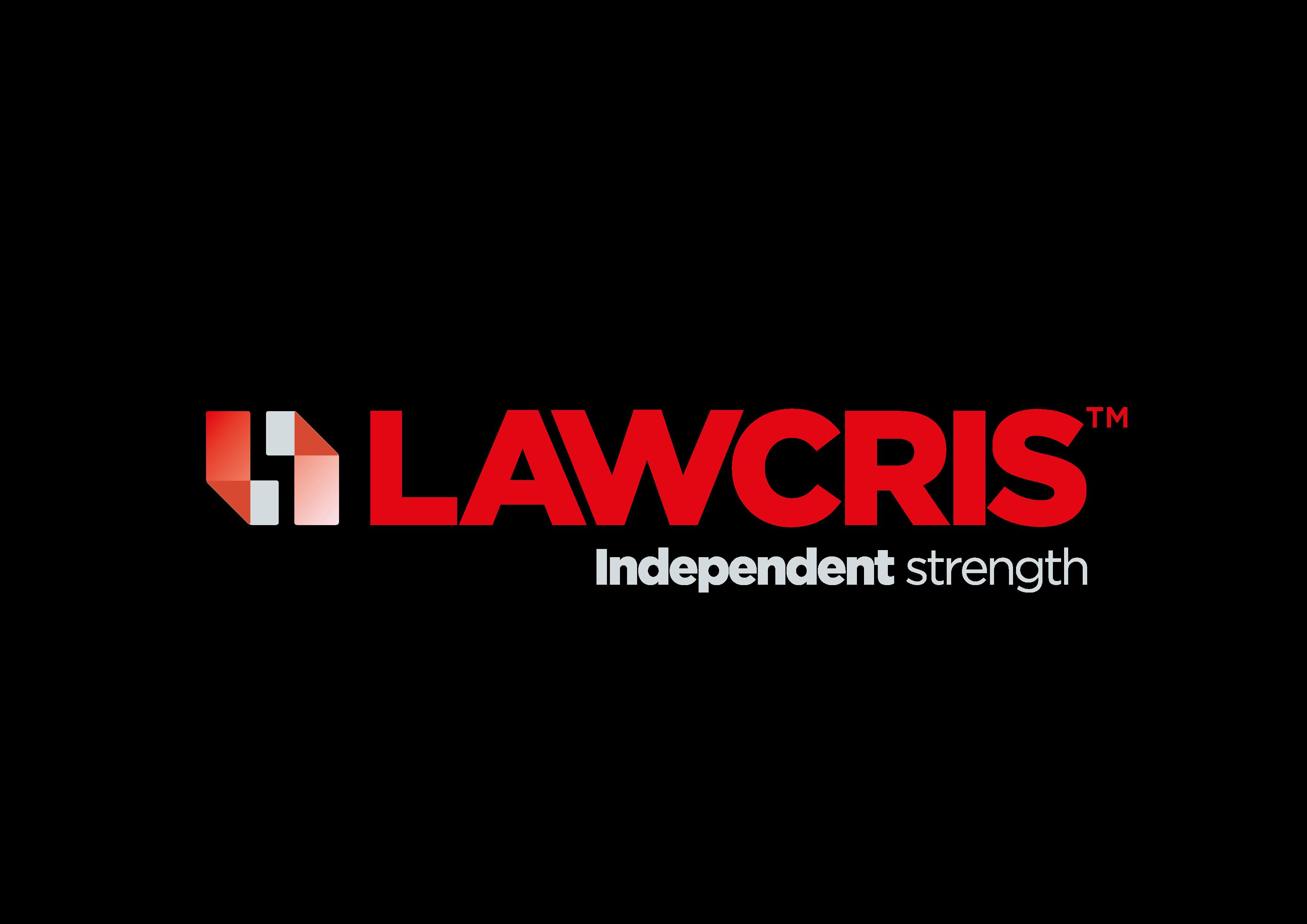 Lawcris logo