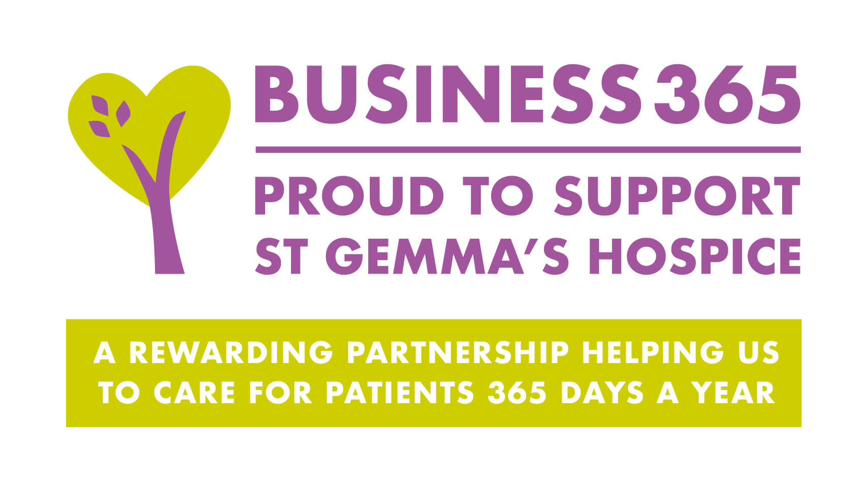 A rewarding partnership helping us to care for patients 365 days a year